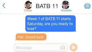 BATB 11 Thumb Wars: Week 1