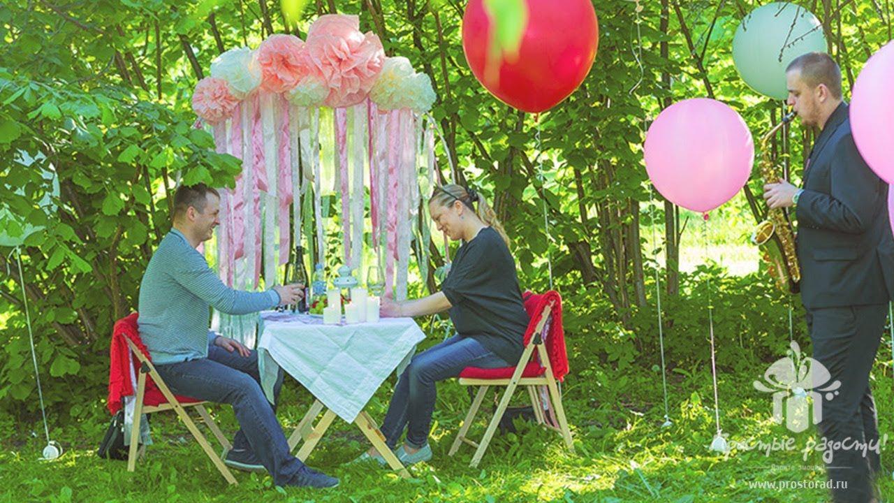 Романтические девушки на природе видео фото 696-77