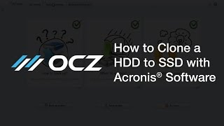 how to clone a hdd to ssd with acronis true image hd software