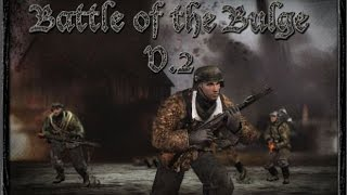 Company of Heroes: Battle Of The Bulge Mod Preview