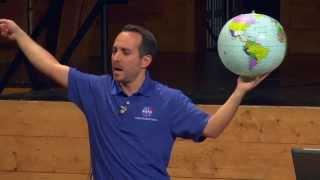 NASA Talk - Escaping Earth