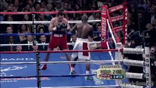 Урок №1 Стойка в боксе