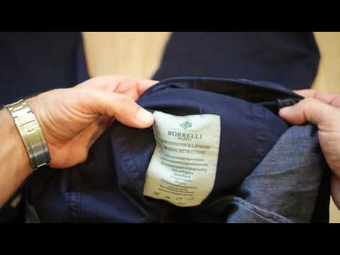 Luigi Borrelli 5 Pocket Jeans