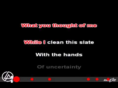 Linkin Park - What I've Done (Karaokes xChizzo)