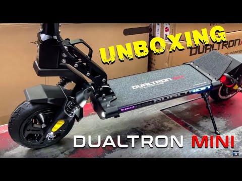 Unboxing Dualtron Mini Trottinette Électrique