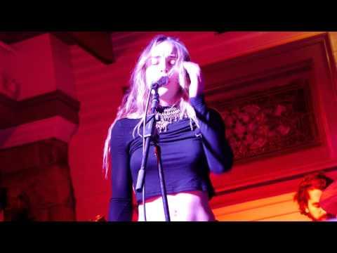 Zella Day - Compass LIVE HD (2014) Los Angeles No Vacancy
