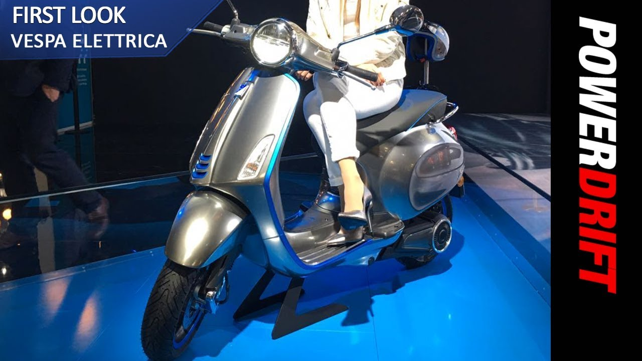 Vespa Scooters Price List, New Vespa Scooter Models 2019, Images