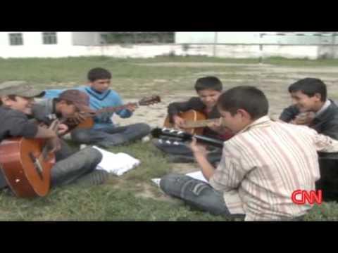 Music returns to Kabul