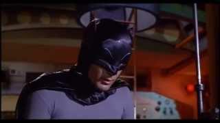 Batman 1960's Movie Trailer: Romantic Comedy
