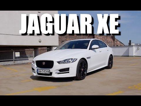 Jaguar XE 25t R-Sport (ENG) - Test Drive and Review