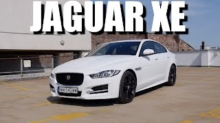 Jaguar XE 25t R-Sport (ENG) - Test Drive and Review