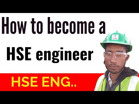 How to become a HSE engineer in Hindi / Qualification required for HSE engineer
