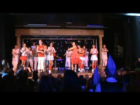 High School Musical Groep 8 Eerde