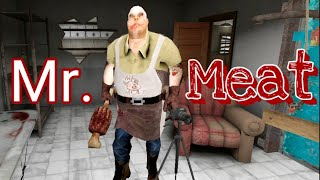 Mr. Meat: Horror Escape Room Puzzle & action game screenshot 1