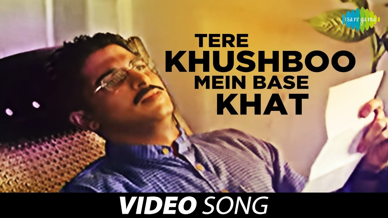 Tere Khushboo Mein Base Khat | Ghazal Video Song | Jagjit Singh