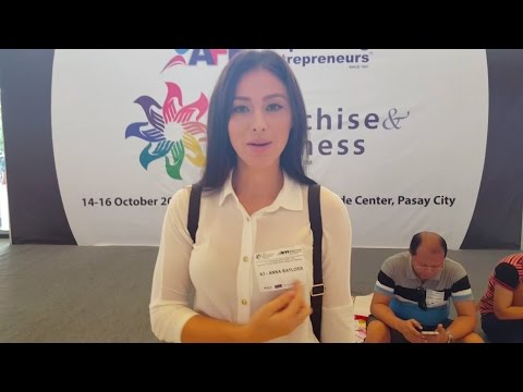 Vlog #4 - Franchise and Business Expo