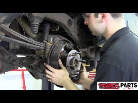 How To Install OEM Rear Drum Brakes 2010 GMC Sierra