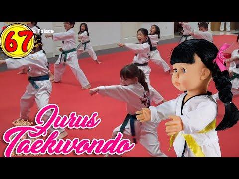 #67 Jurus Taekwondo Bella - Boneka Walking Doll Cantik Lucu -7L   Belinda Palace