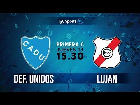 Primera C: Defensores Unidos vs. Luján #PrimeraCenTyC