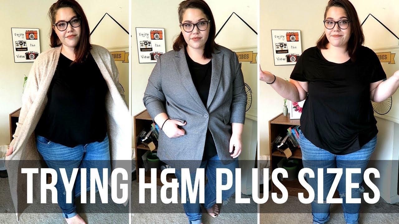 h&m plus size
