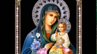 Молитва ко дню рождения Молитва перед иконой Неувядающий цвет                    без музыки