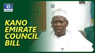 Gov Ganduje Signs Appropriation Into Law