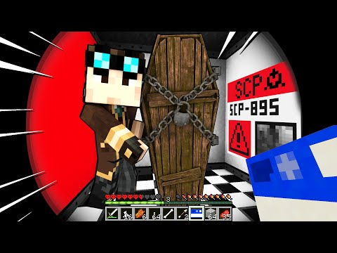 NON APRIRE QUESTA BARA!! - Minecraft SCP 895