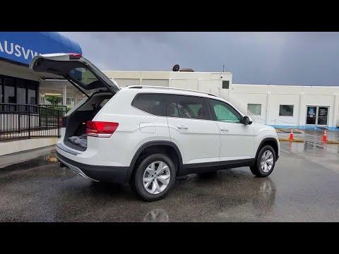 2019 Volkswagen Atlas Orlando, Sanford, Kissimme, Clermont, Winter Park, FL 91076