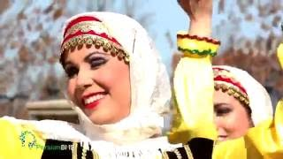 Nomad Dancers - Ghasemabadi dance PersianBMS