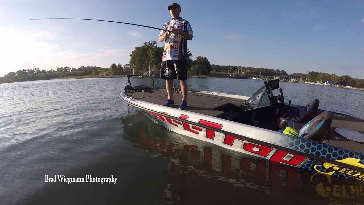 Picking the right crankbait rod featurng Lew's Pro Andrew Upshaw
