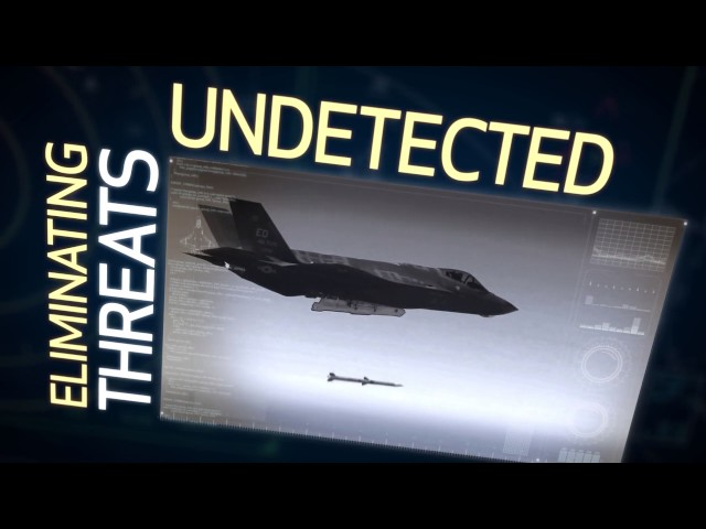 F-35: Managing the Battlespace