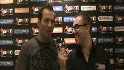 Greek Poker Tour - Oct 2009, Frank Debus, winner of the Greek Poker Tour October 2009