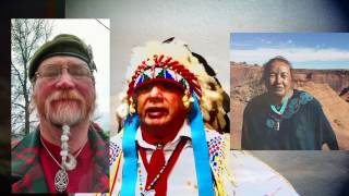 2017 Serpent Mound Peace Summit - Invitation From Chief Golden Light Eagle