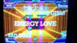 para para energy love arrow