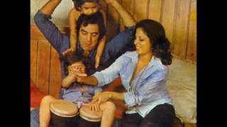Bollywood Families Pictures With Mauja-Hi-Mauja Song