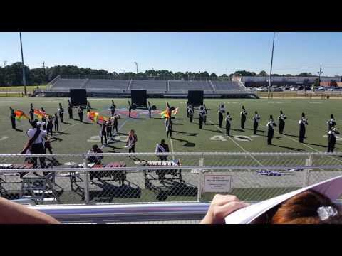 Pensacola High School Band 2016 @FBA in Ft. Waltom