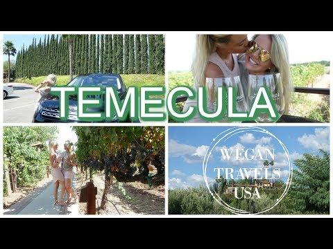 WEGAN TRAVELS CALIFORNIA: Temecula | VLOG