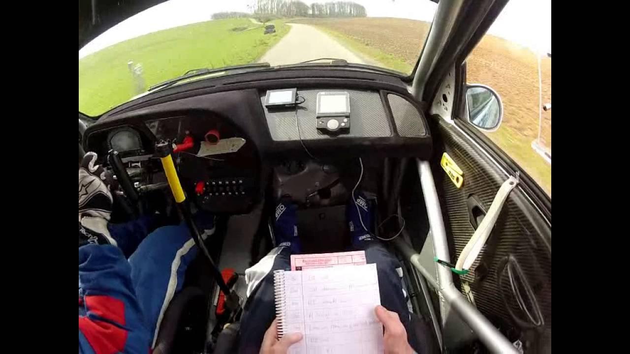 Rallye Des Ardennes 2016 Es 5 Achene Youtube