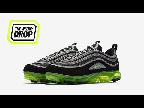new concept c3505 4199b Nike VaporMax97  Neon Japan  Australian Sneaker Release Info  The Weekly  Drop - Complex AU