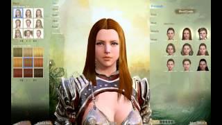 ArcheAge : création de personnages