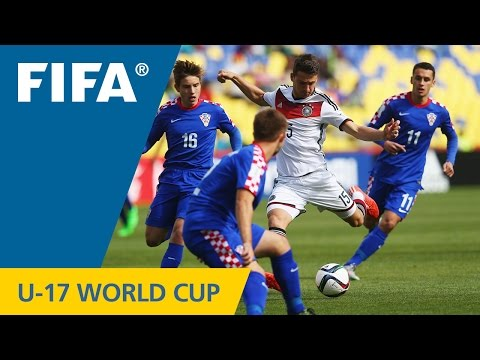 Highlights: Croatia v. Germany - FIFA U17 World Cup Chile 2015