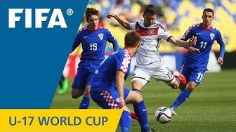 Highlights: Croatia v. Germany - FIFA U17 World Cup Chile 2015
