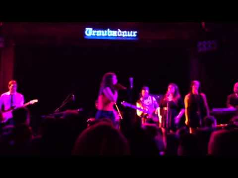 Aijia Music EP release at the famous Troubadour theatre in LA