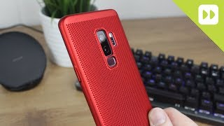 Top 5 Slim Samsung Galaxy S9 Plus Cases