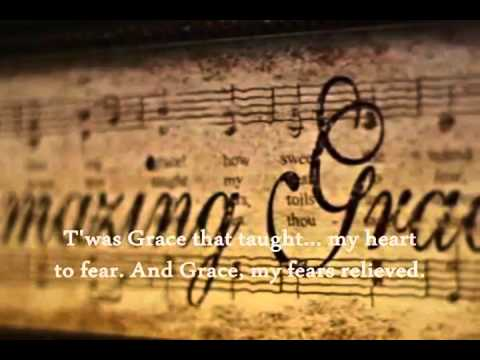 Amazing Grace by Celtic Woman with Lyrics