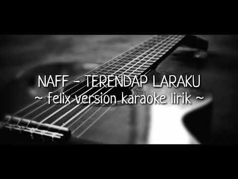 terendap-laraku(felix-version-karaoke)