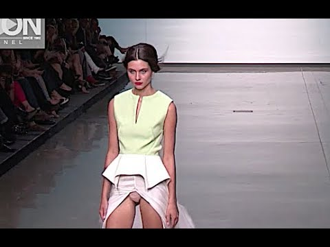 DUY Spring Summer 2013 Montreal - Fashion Channel
