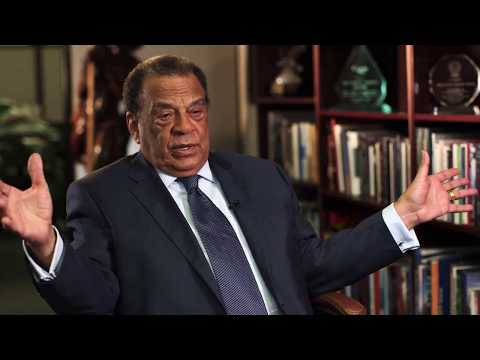An Interview with Ambassador Andrew Young