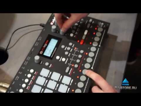 Elektron Analog Rytm Musikmesse 2014. Обзор от DJ-STORE.RU