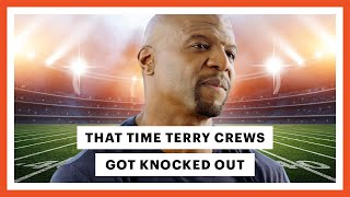 Terry Crews On His Most Intense Injury Ever | My Favorite Injury | Men's Health